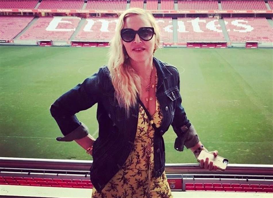 7b847f7ee6c Madonna compra quinta em Sintra por sete milhões de euros