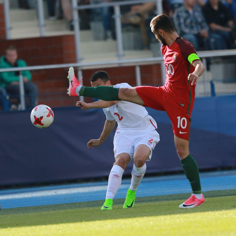 Euro'2017: Portugal vence Sérvia e fica na frente do Grupo B