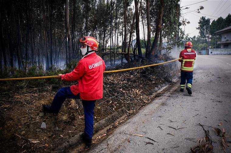 Incêndios: 80 bombeiros espanhóis chegam hoje a Góis