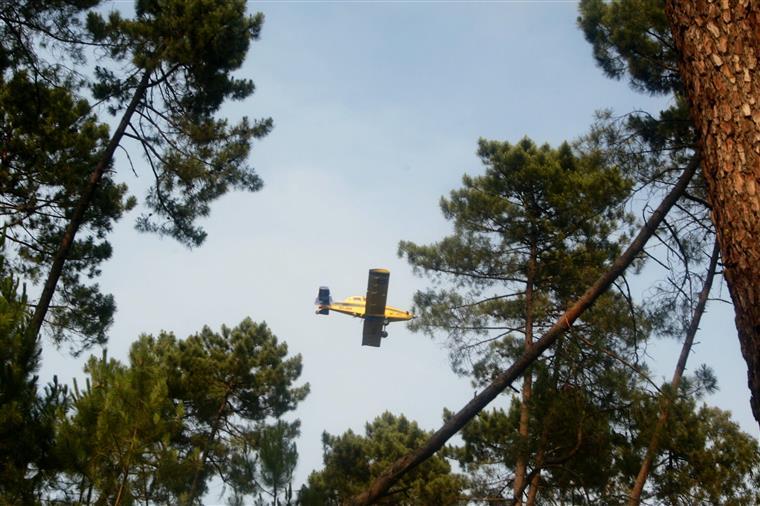 Resultado de imagem para A Rulote Confundida com um Avião no Dia em que o Fogo Cercou o Comando