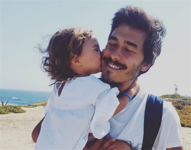 Francisco Garcia vai ser pai pela segunda vez