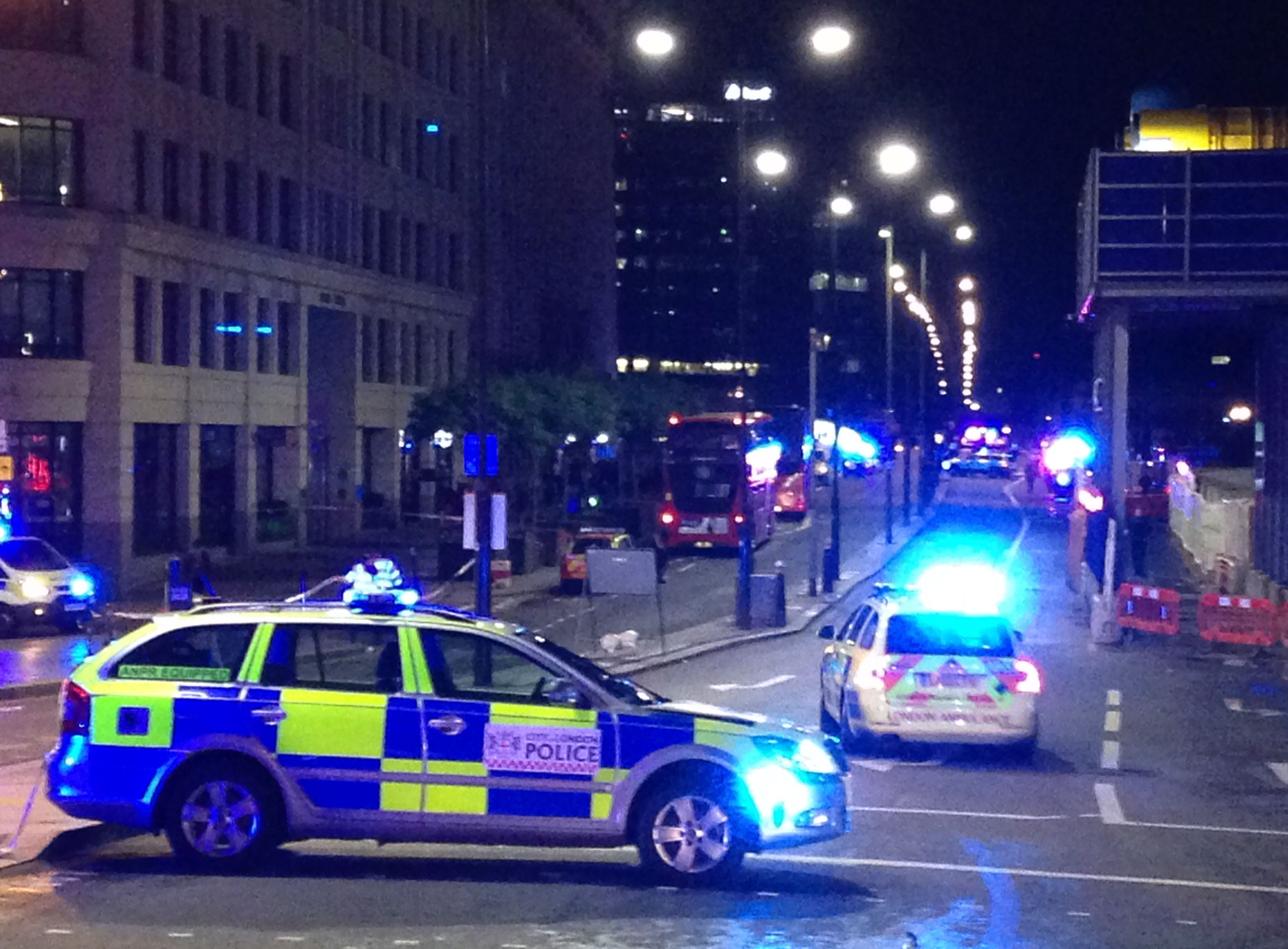 Doze detidos em Londres na investigação do atentado de sábado