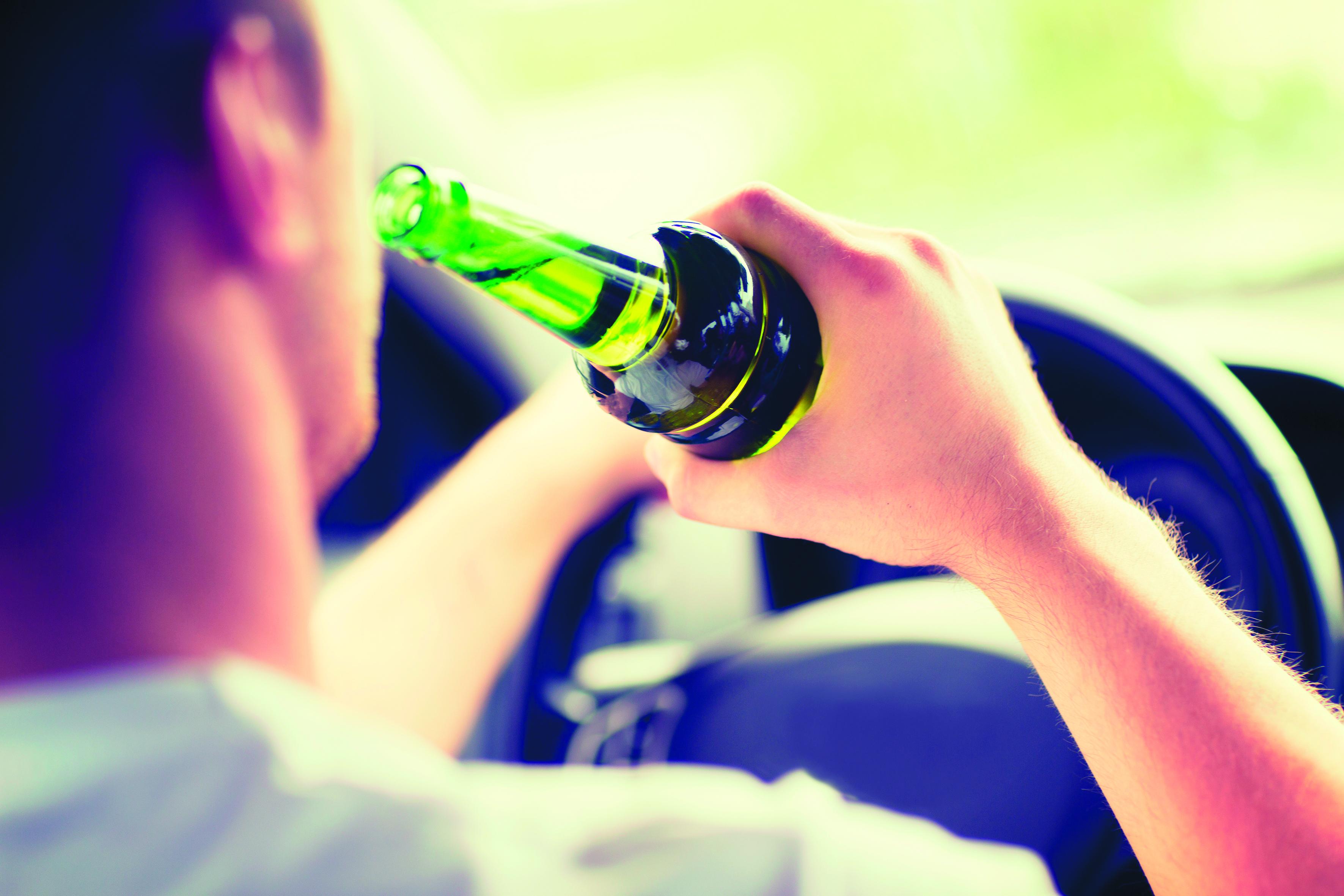 Aveiro Faro e Braga lideram infrações por álcool ao volante