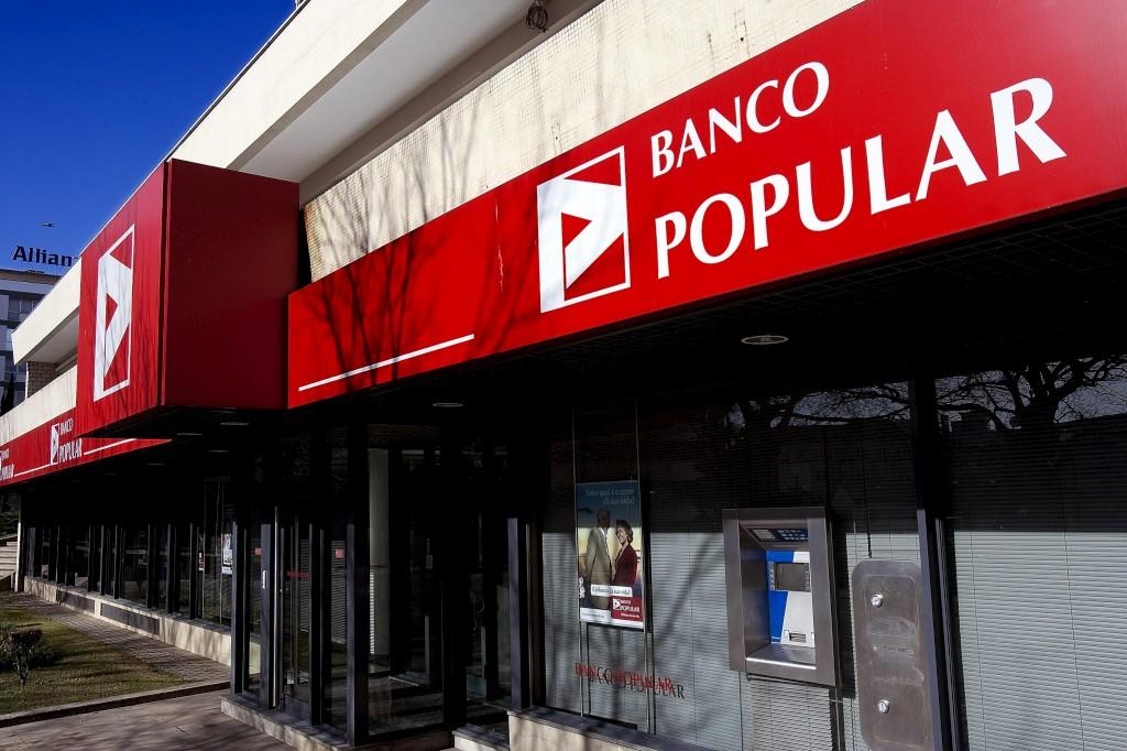 Banco Popular reconhece situação difícil mas diz que está solvente