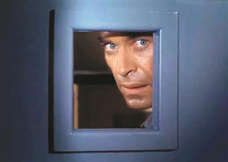 """Landau em """"Missão: Impossível"""" (1966-1969)"""