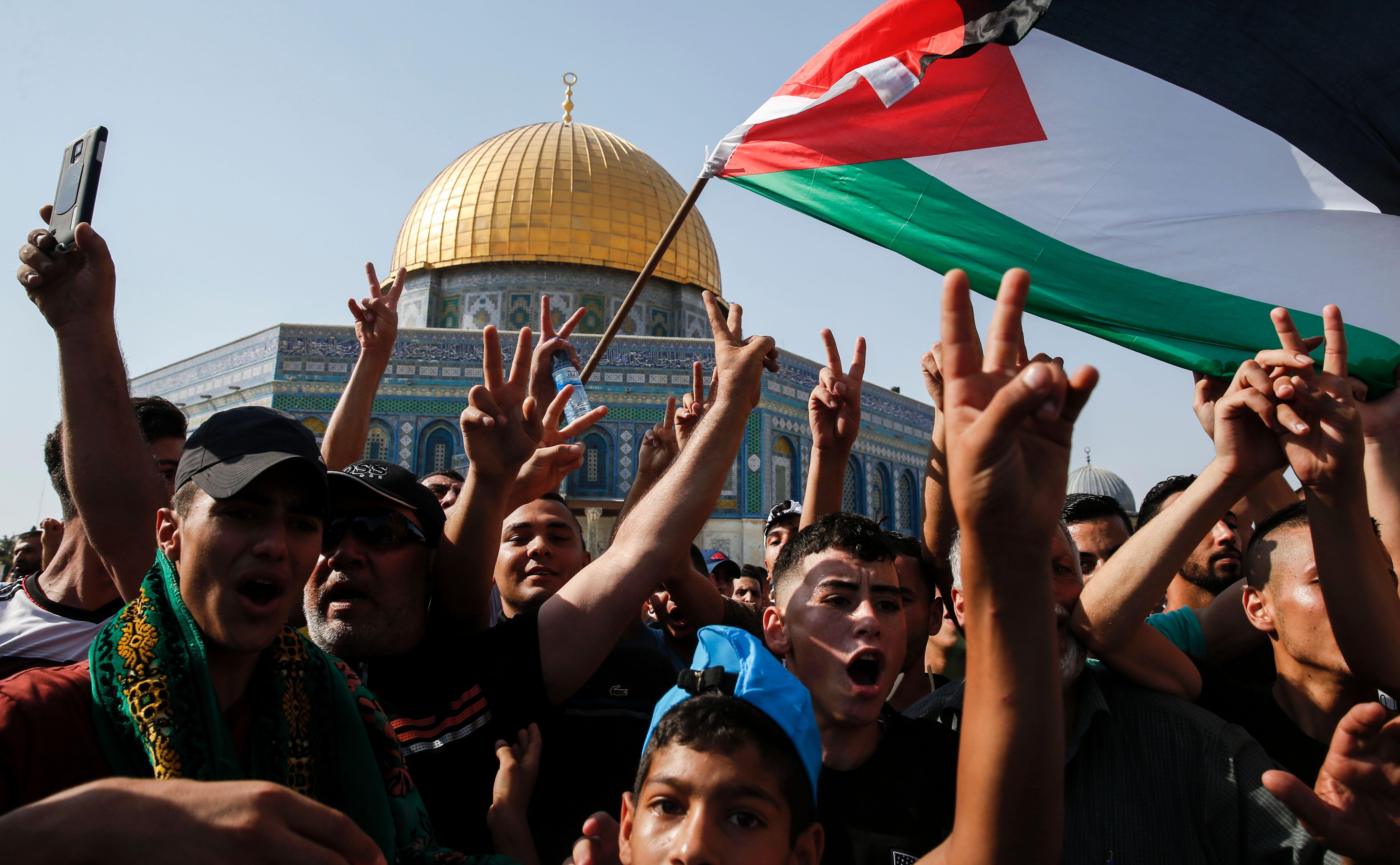 Jordânia anuncia acordo com Israel sobre Esplanada das Mesquitas