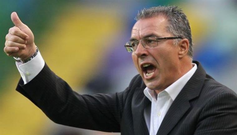 Augusto Inácio retido no Cairo