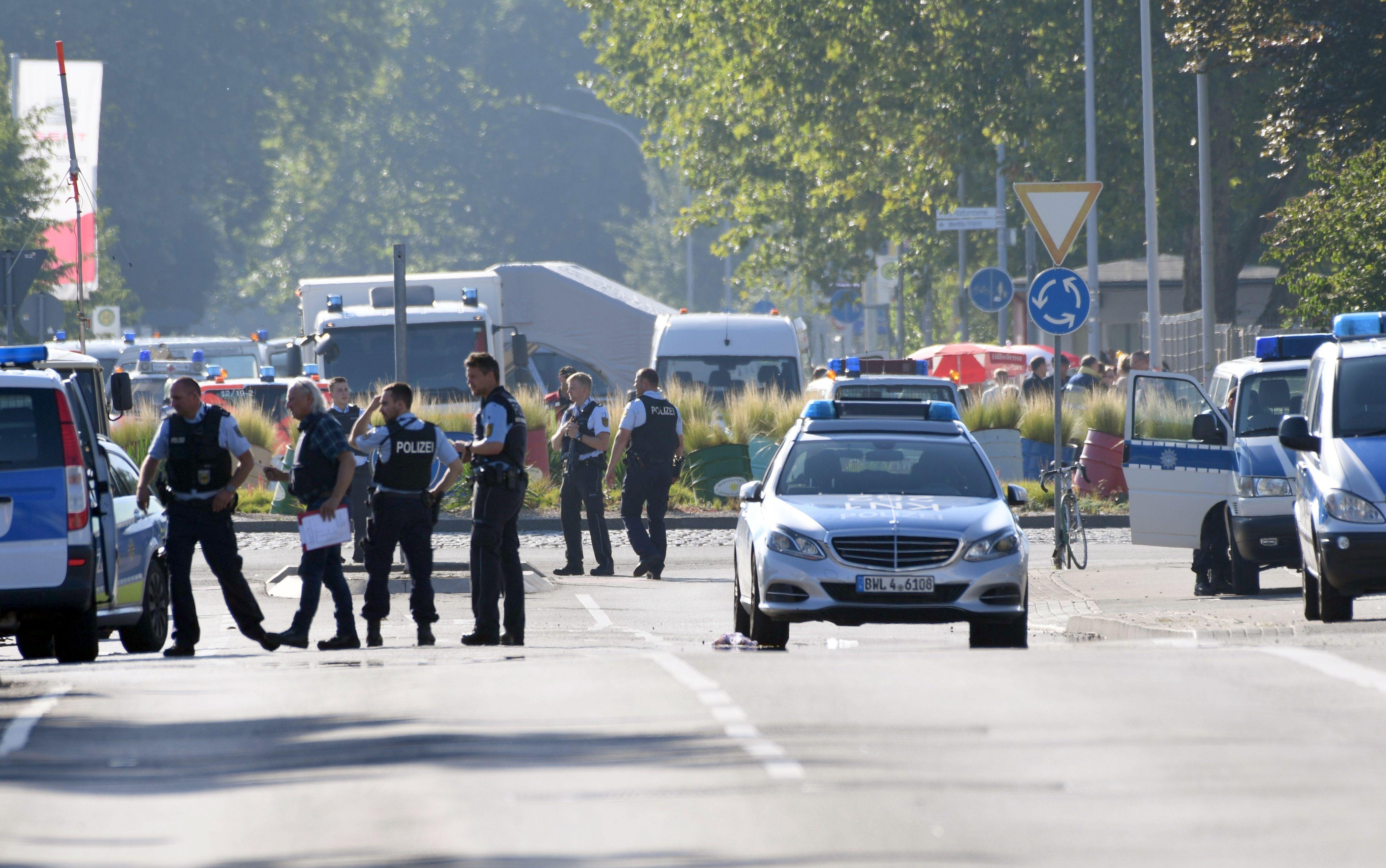 Dois mortos e vários feridos após tiroteio na Alemanha
