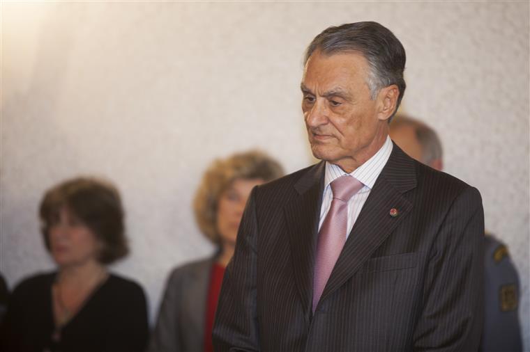 Cavaco Silva de regresso a uma iniciativa do PSD