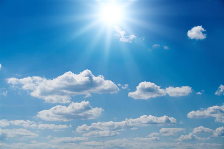Temperaturas vão chegar aos 40 graus no fim-de-semana