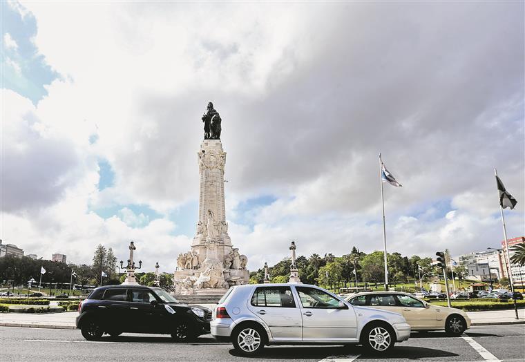 Lisboa não multa carros mais antigos