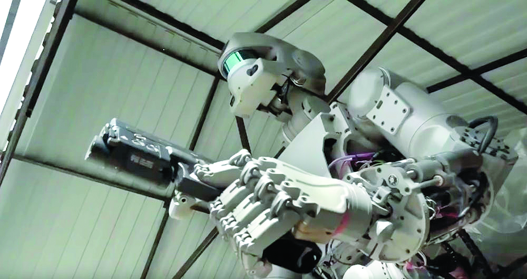 Líderes industriais da inteligência artificial querem o seu fim — Robôs assassinos