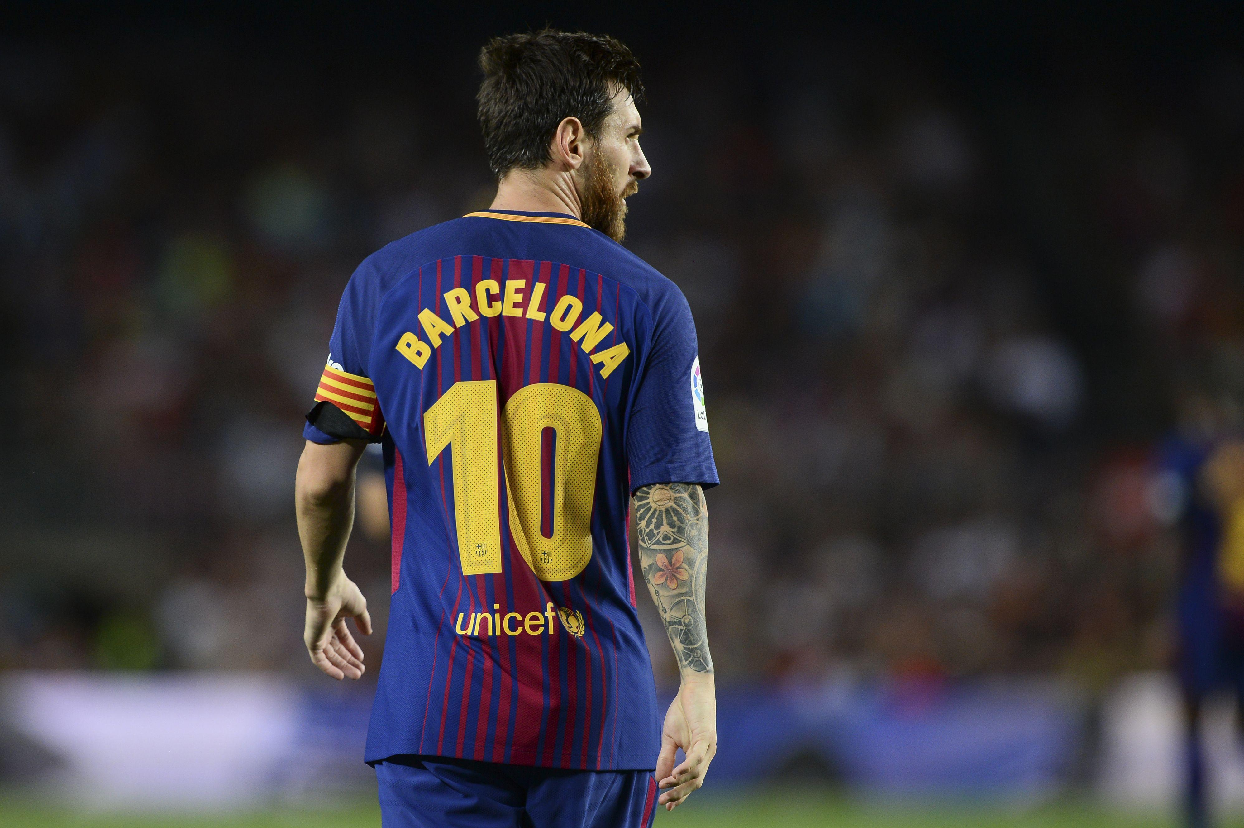 Twitter do Real Madrid é pirateado e anuncia contratação de Messi