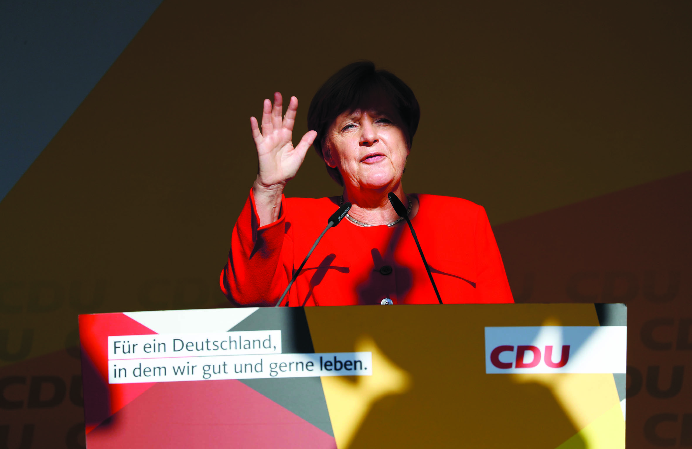 Merkel e Schulz de acordo para travar adesão da Turquia à UE
