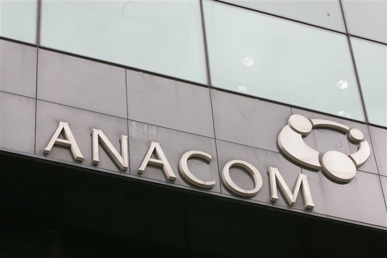 Anacom aplicou coimas de 1,7 milhões até Junho