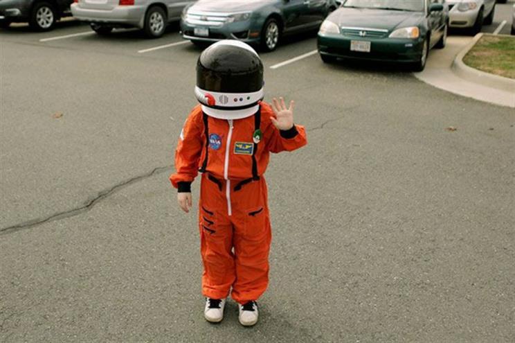 Menino de nove anos candidata-se a emprego da NASA