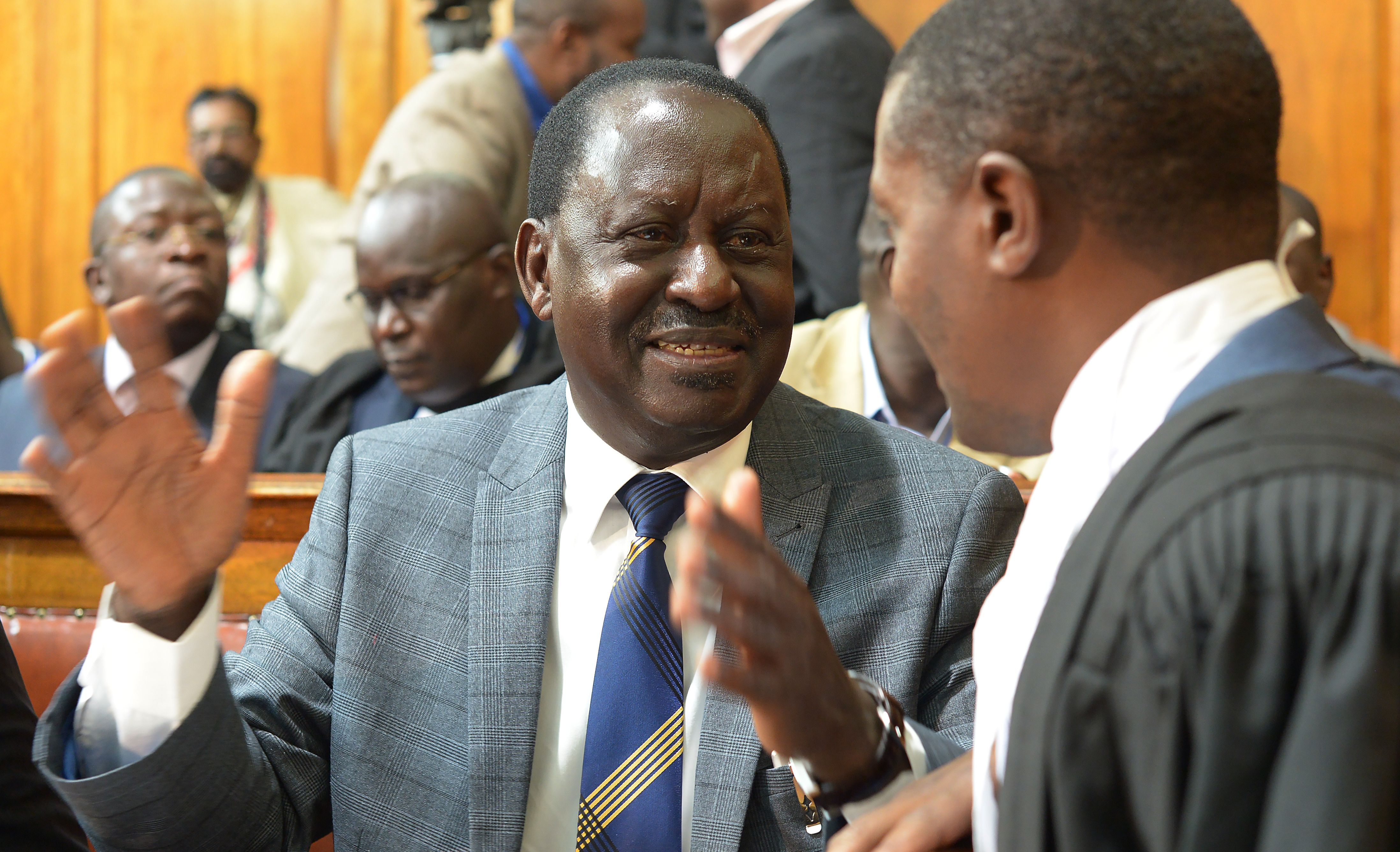 Suprema Corte anula eleições presidenciais no Quênia