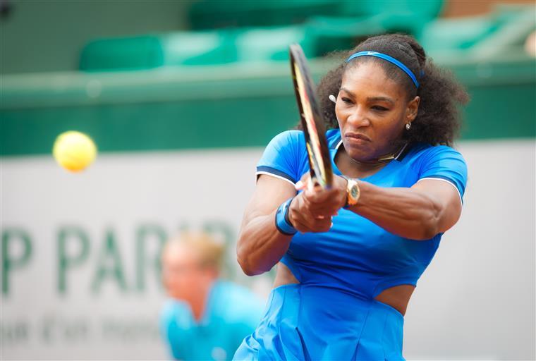 Filha de Serena Williams já tem conta no Instagram