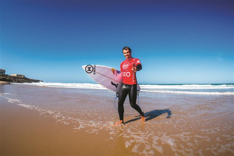 Liga MEO Surf 2017. Vasco Ribeiro é campeão nacional e está no Mundial
