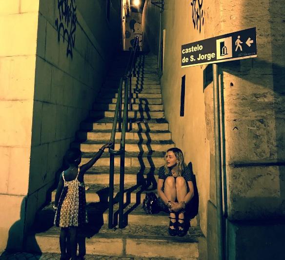 Madonna fala sobre como Lisboa a tem inspirado como artista