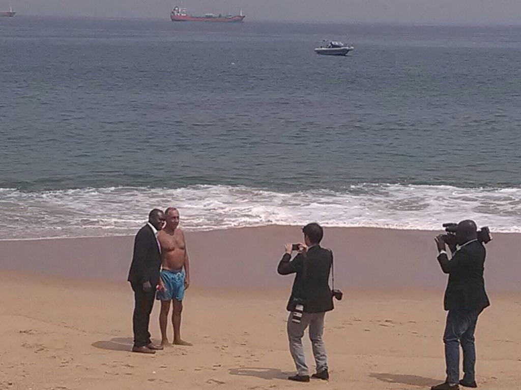 Marcelo assobiado na tomada de posse do presidente angolano