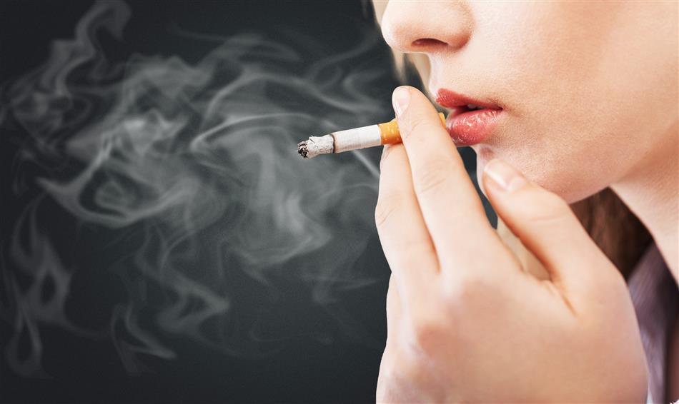 Deixar de fumar e não tossir