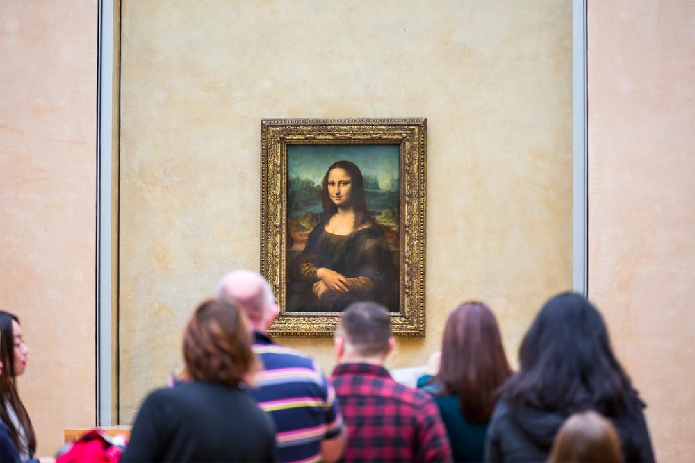 Leonardo da Vinci pode ter desenhado Mona Lisa nua