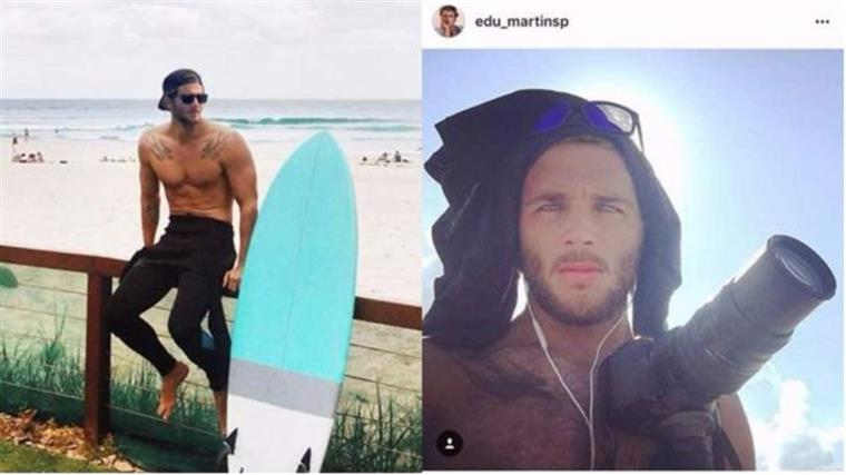 Captura do Instagram publicada pela BBC Brasil