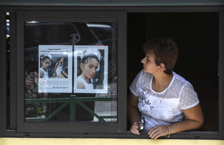 Polícia prende suspeito de desaparecimento de menina na França