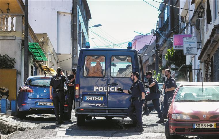 18 polícias da esquadra de Alfragide em risco de suspensão imediata