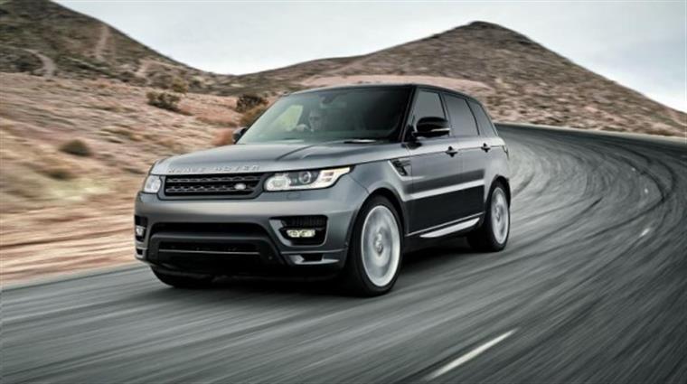 Jaguar Land Rover apenas elétricos
