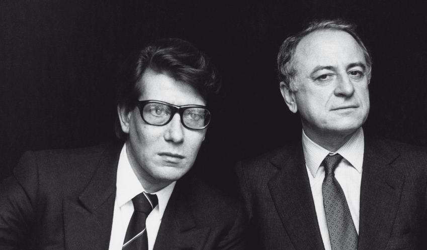 Pierre Bergé, companheiro de Yves Saint Laurent, morre aos 86 anos