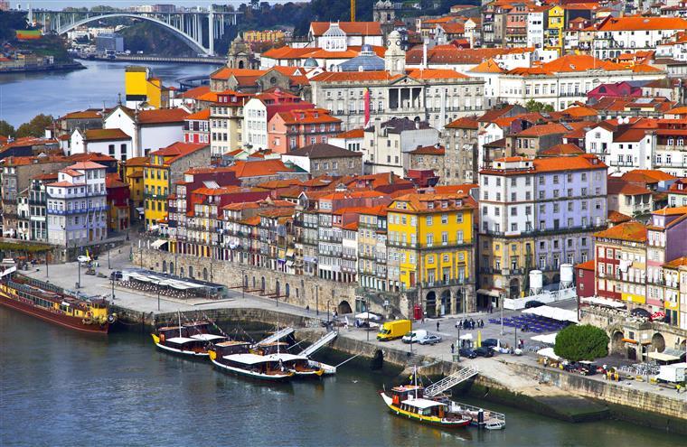 Turista saltou da Ponte Luís I no Porto