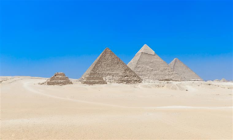 No Egito encontram a tumba de um ourives
