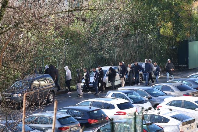 Adeptos invadem centro de treinos e agridem jogadores do V. Guimarães