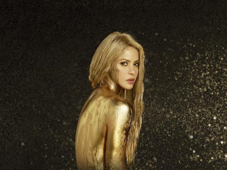 Shakira vê passado a descoberto antes de ser acusada de fraude fiscal