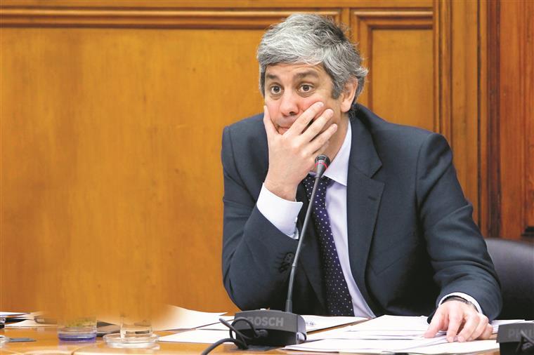 PGR confirma buscas ao gabinete de Mário Centeno