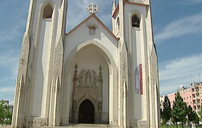 Sacerdote arguido por roubo de arte sacra na Igreja de Santo Condestável