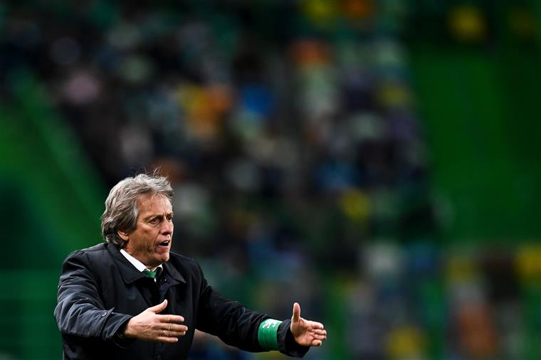 """Jorge Jesus """"Sporting foi uma equipa com cultura de campeão"""""""