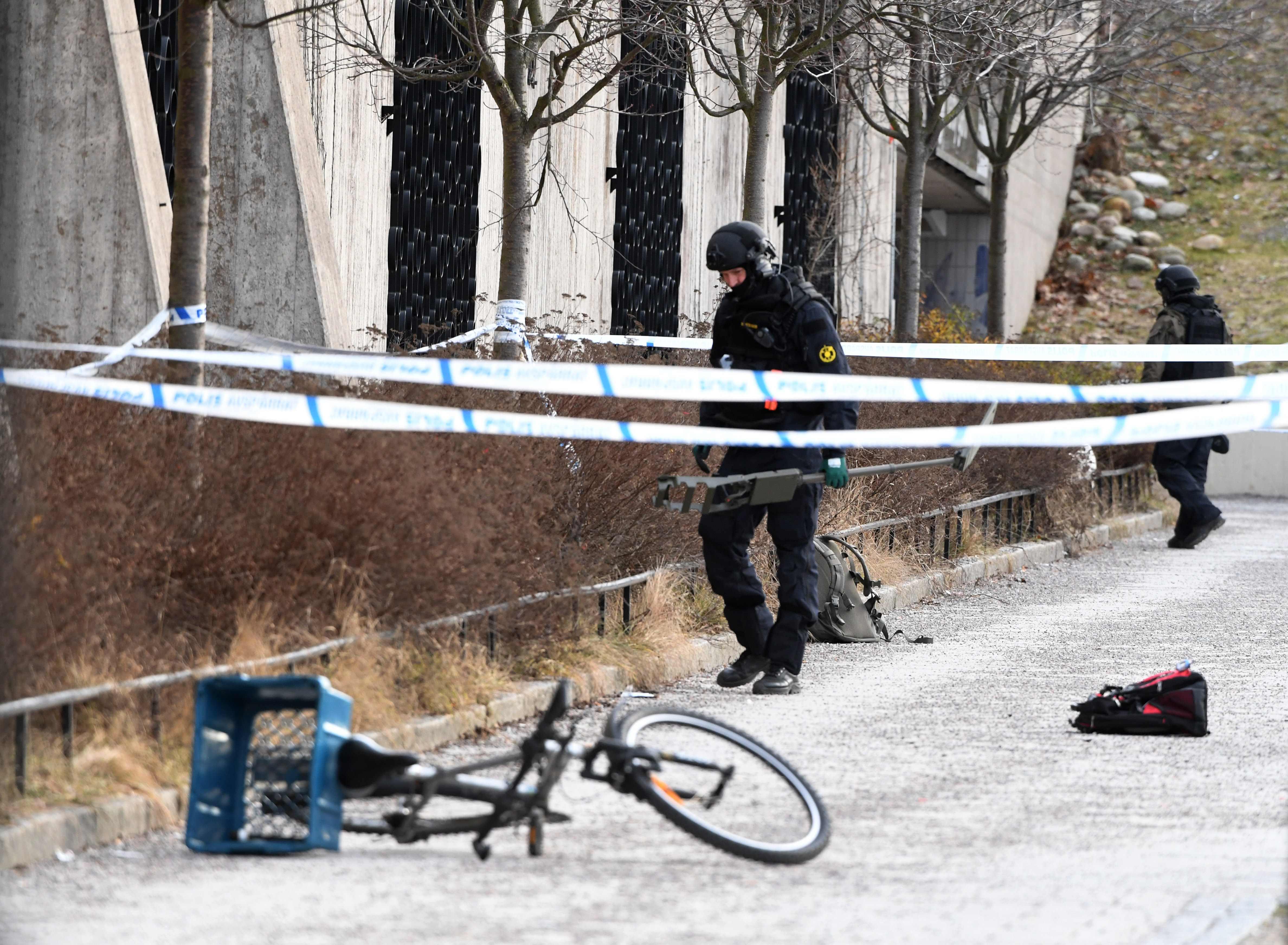Suécia. Explosão em estação de metro de Estocolmo faz dois feridos