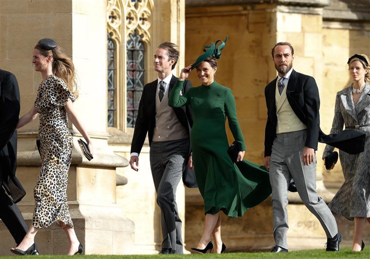 Pippa Middleton já foi mãe