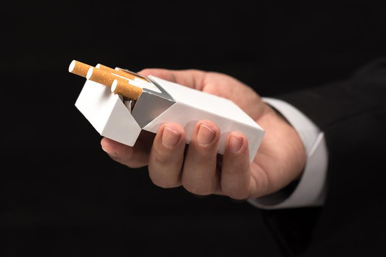 OE2019. Maço de tabaco deverá aumentar 10 cêntimos no próximo ano