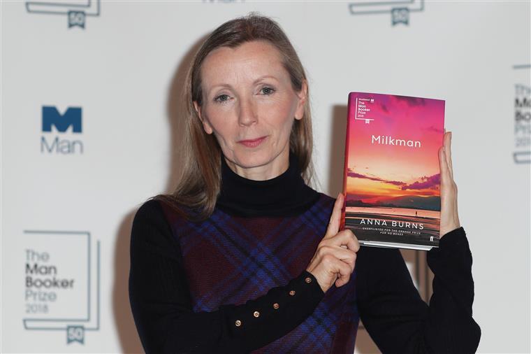 Anna Burns vence o 50º Booker Prize