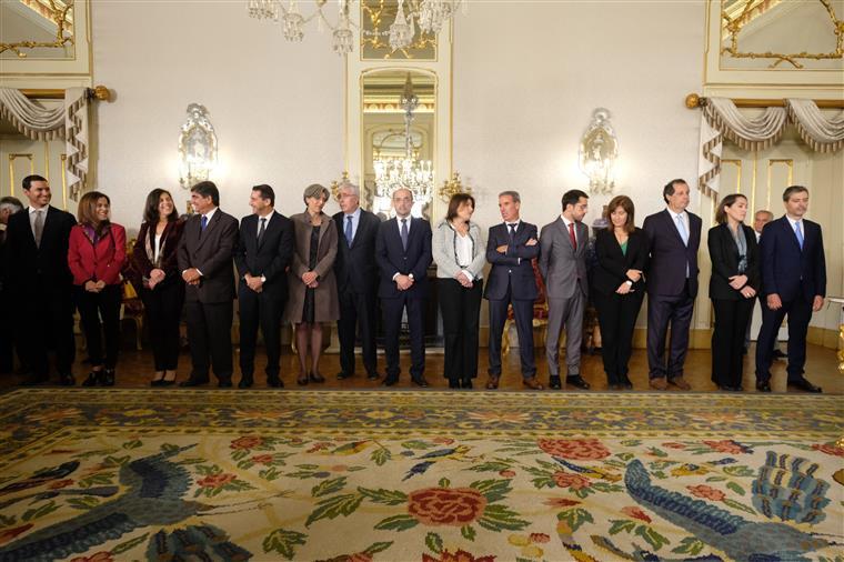 Remodelação. Saiba quem são os dez novos secretários de Estado