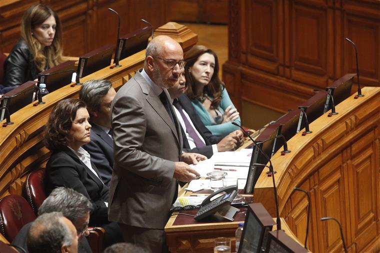 Rovisco Duarte. CDS pede explicações ao primeiro-ministro