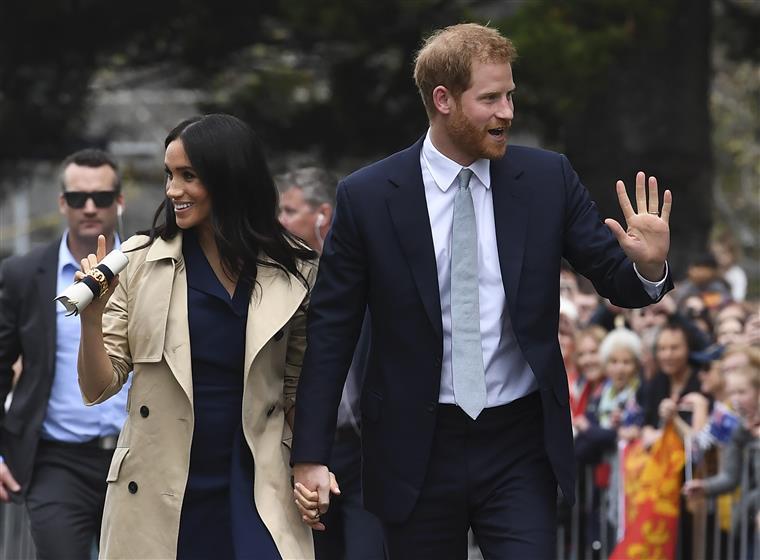 As primeiras declarações do príncipe Harry sobre o 'próximo bebé'