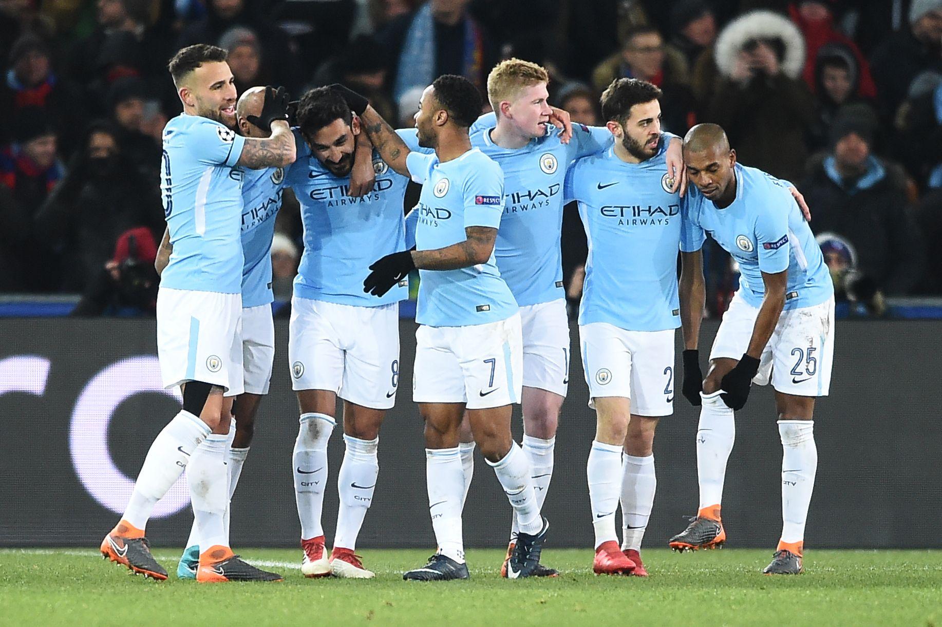 Manchester City goleia em Basileia, Juventus e Tottenham empatam em Turim