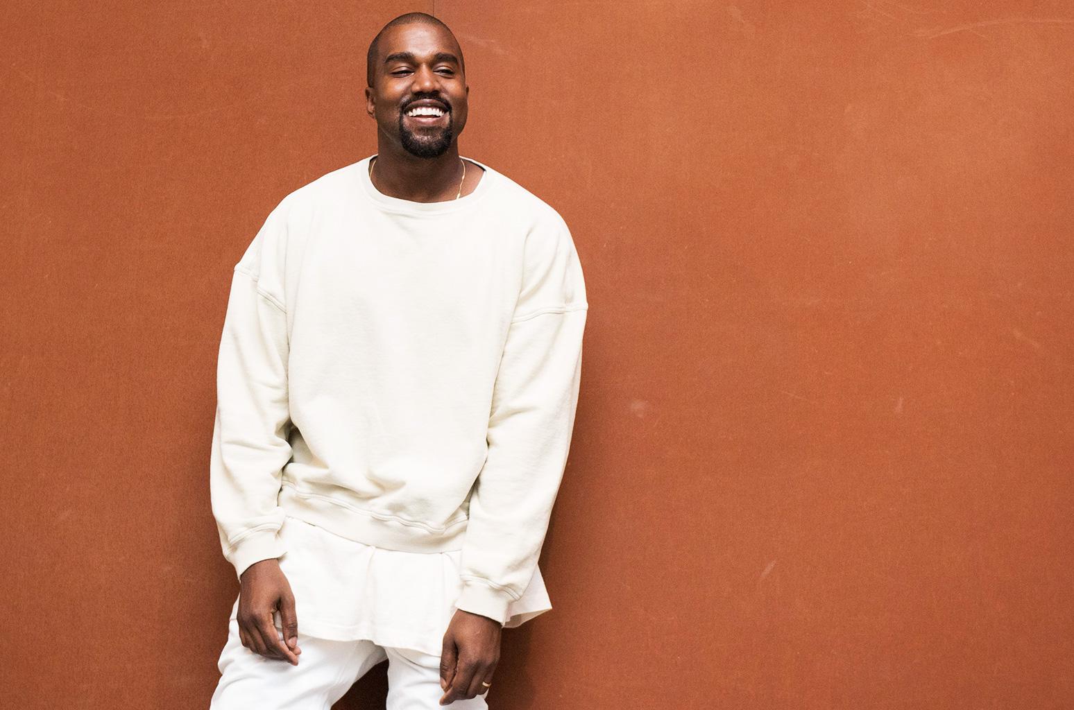 Kanye West voltou ao Instagram 9 meses depois. E é só amor