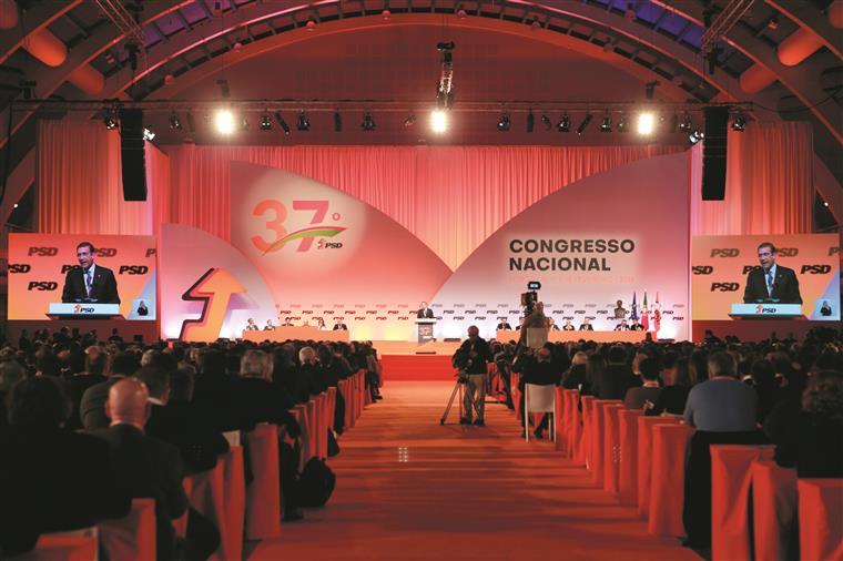 A desunida união do PSD de Rio