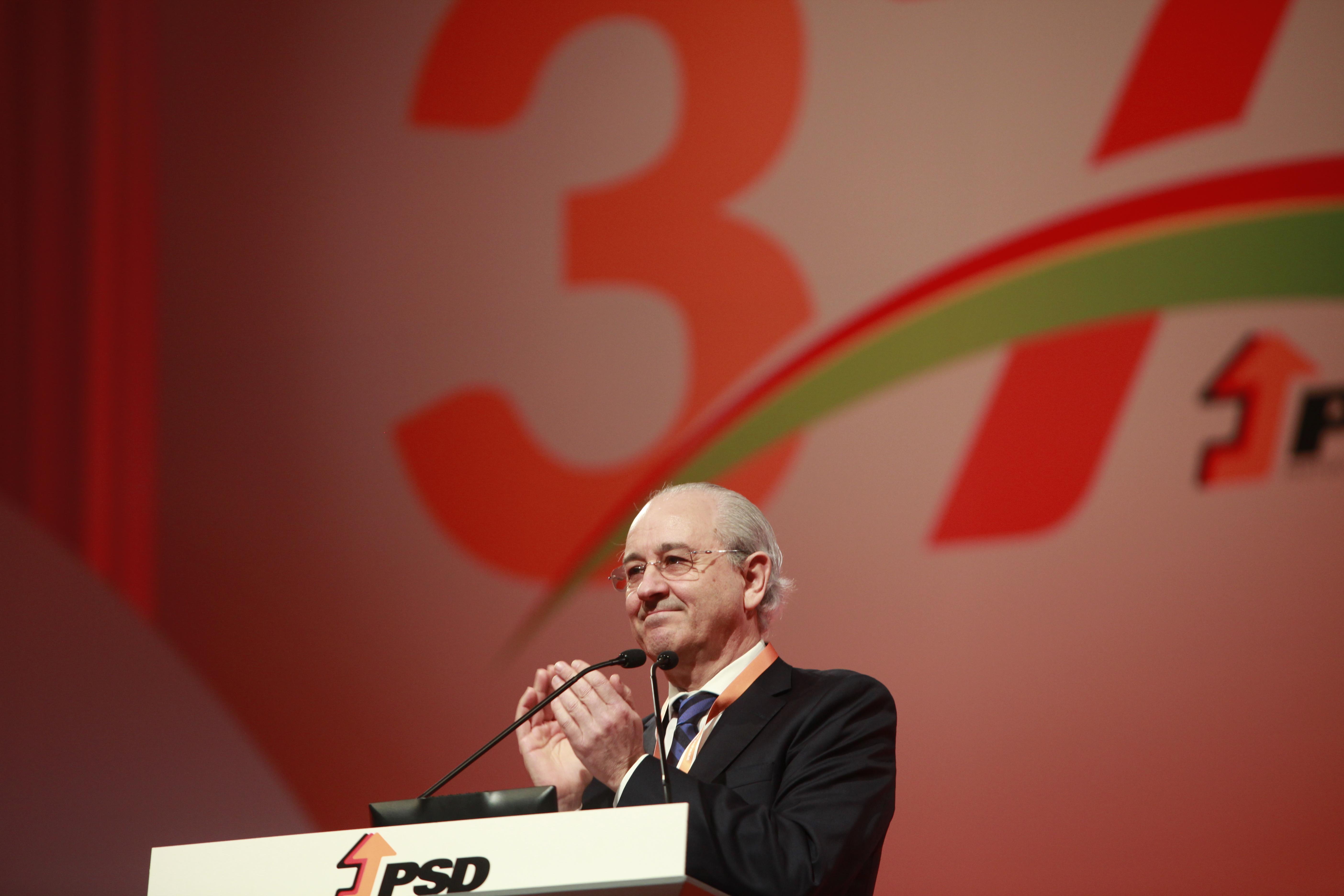 Comissão Política do PSD eleita com 64,7% dos votos — Portugal